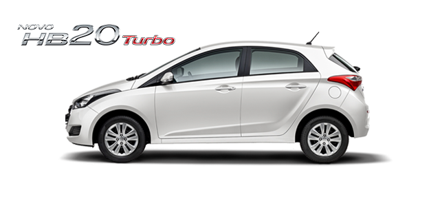 Novo HB20 1.0 Kappa Turbo Transmissão Manual/ Comfort Plus