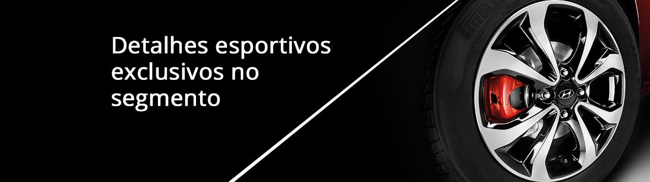 - Novo HB20 Rspec