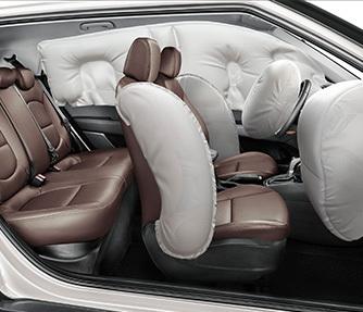 6 Airbags - Creta