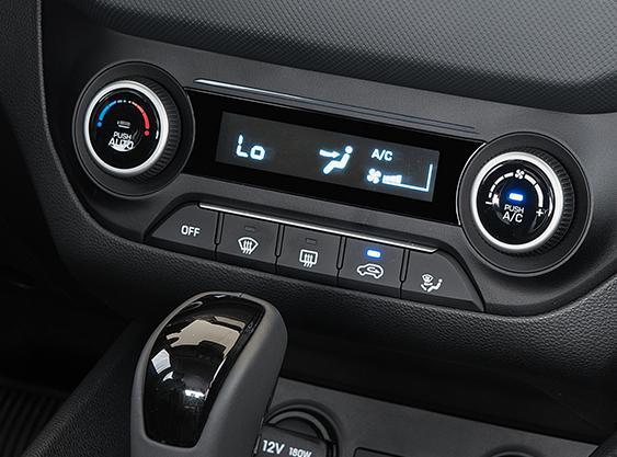 Ar-condicionado automático digital - Creta Sport